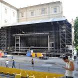 """Dentro il """"gigante di ferro"""" di Romeo e Giulietta /   Foto"""