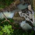 """Il mistero dell'acqua """"bianca"""" del Rio Sant'Ilario"""
