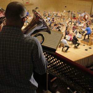 Gli ex orchestrali del Regio suonano all'Onu