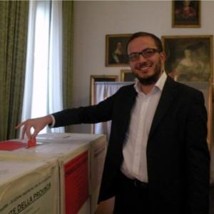Provincia, Filippo Fritelli del Pd è il nuovo presidente