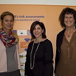 Efsa, tre donne dirigenti da tre paesi diversi si raccontano