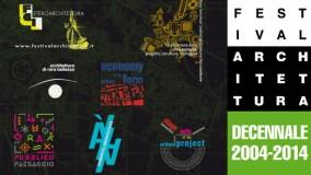 Dieci anni di Festival dell'Architettura