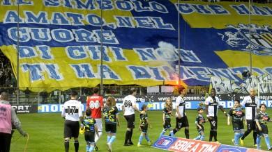 """Lettera dei giocatori del Parma alla città   """"Noi ci crediamo, l'impegno sarà massimo"""""""