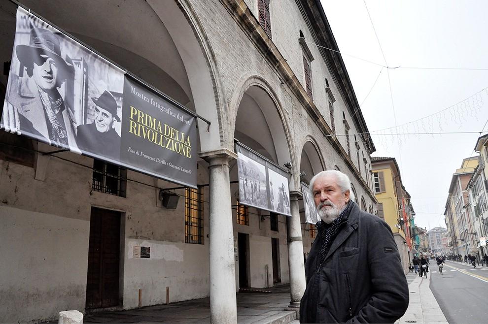 Bertolucci, viaggio nelle location di Parma nei film