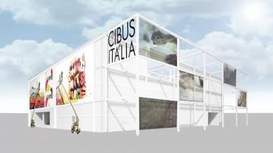 Expo2015: ecco il salone progettato da Cibus e da Federalimentare /   Video