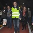 """Scuola Europea, le famiglie """"Basta inerzia, opera va finita""""   Video della protesta   /   Foto"""