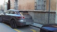 Perché parcheggia lì?