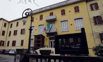 Hotel Il Baistrocchi Salsomaggiore Terme