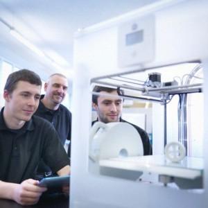 3D Valley, la manifattura digitale stampa parmigiano
