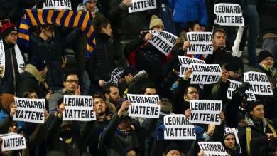 """Coppa Italia, passa la Juve   -     guarda le foto        Kodra: """"Nessun fuggi fuggi"""""""