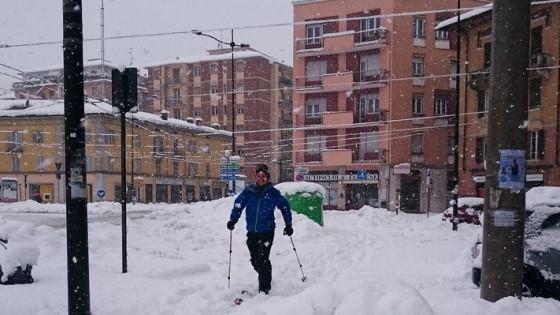 Big Snow a Parma, disagi e polemiche sul piano neve
