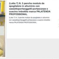 Parma calcio, gli oggetti all'asta