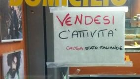 Vendesi attività. Causa: Stato italiano