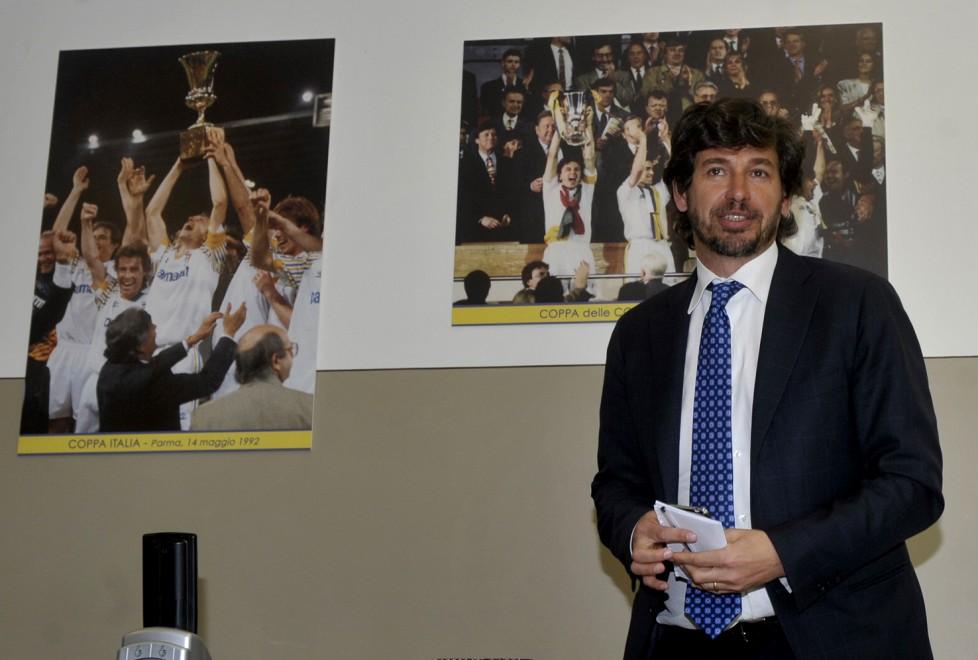Demetrio Albertini si presenta come consulente