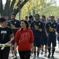 Parma, la domenica del calcio. Come dovrebbe essere