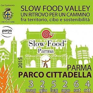 Slow Food Valley: sei giornate all'insegna di cibo e sostenibilità