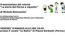 Il Parma calcio a vignette