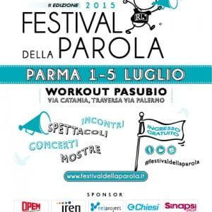Festival della Parola al Workout Pasubio
