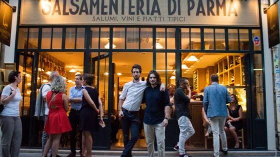 Salsamenteria di Parma cresce e sbarca a Parigi