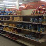 Supermercato fallito: corsa alla maxisvendita