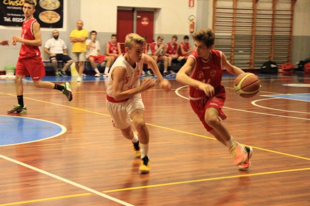 Basket, le foto del torneo Quarantelli