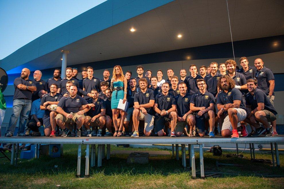 Rugby Parma, presentata la nuova stagione