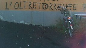 Il vandalo... balbuziente