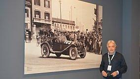Le foto storiche della Mille Miglia    Foto dai lettori   /   L'inaugurazione