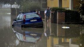 I luoghi dell'alluvione un anno dopo