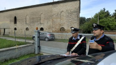 Bianconese, trovato morto  imprenditore agricolo: è giallo /   Le foto         Video: le dichiarazioni dei carabinieri
