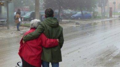 """Alluvione, un anno dopo  Rinascita di una famiglia: """"Paura resta""""    Vd: """"Cosa peggiore? Perdere i ricordi""""   /  Ft"""