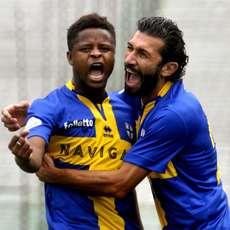 Il Parma in campo a Chioggia contro la Clodiense