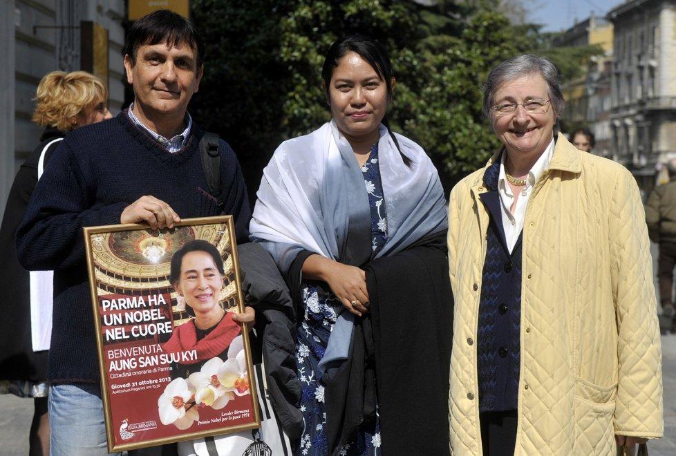 Addio a Giuseppe Malpeli, l'amico di Aung San Suu Kyi