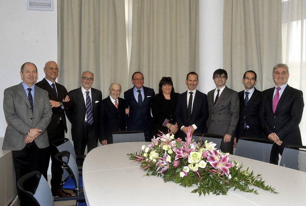 Inaugurata la Banca di Parma - Credito Cooperativo