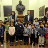 In municipio le cittadinanze civiche ai bambini