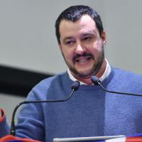 Congresso della Lega Nord, Matteo Salvini torna a Parma