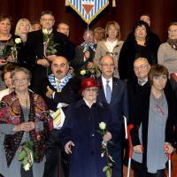 Giornata della Memoria, medaglie a Enzo Gennari e agli altri deportati di Parma