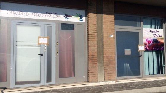 centro massaggi relax film prostituzione