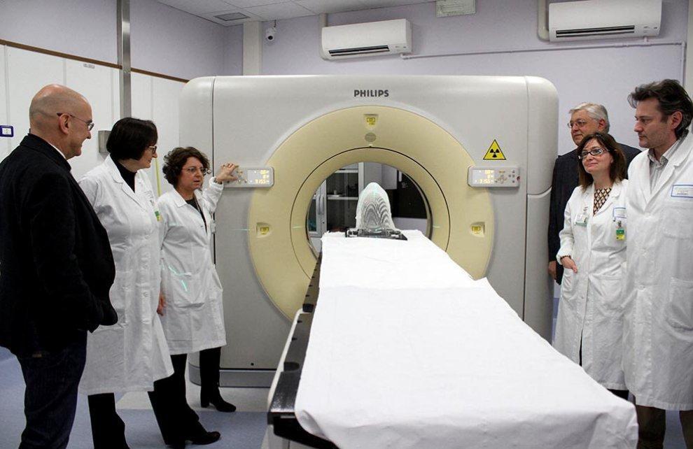 radioterapia per carcinoma prostatico ct scan