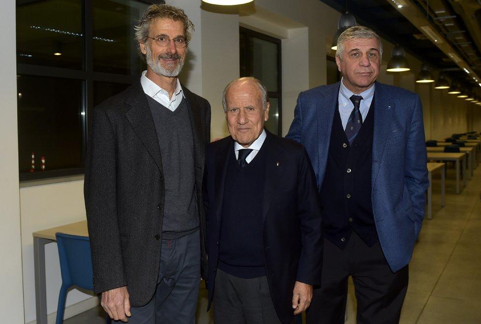 Golf, lectio magistralis di Franco Chimenti all'università di Parma
