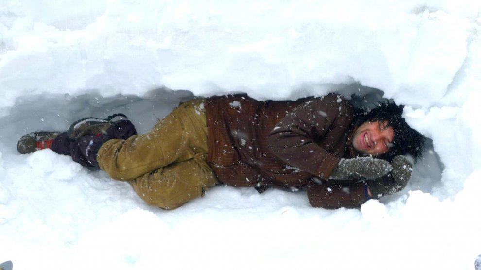 Parma, nella neve con le guide escursionistiche