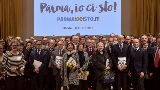 """Il patto di Parma contro il declino: """"Così la nostra città rialzerà la testa"""""""