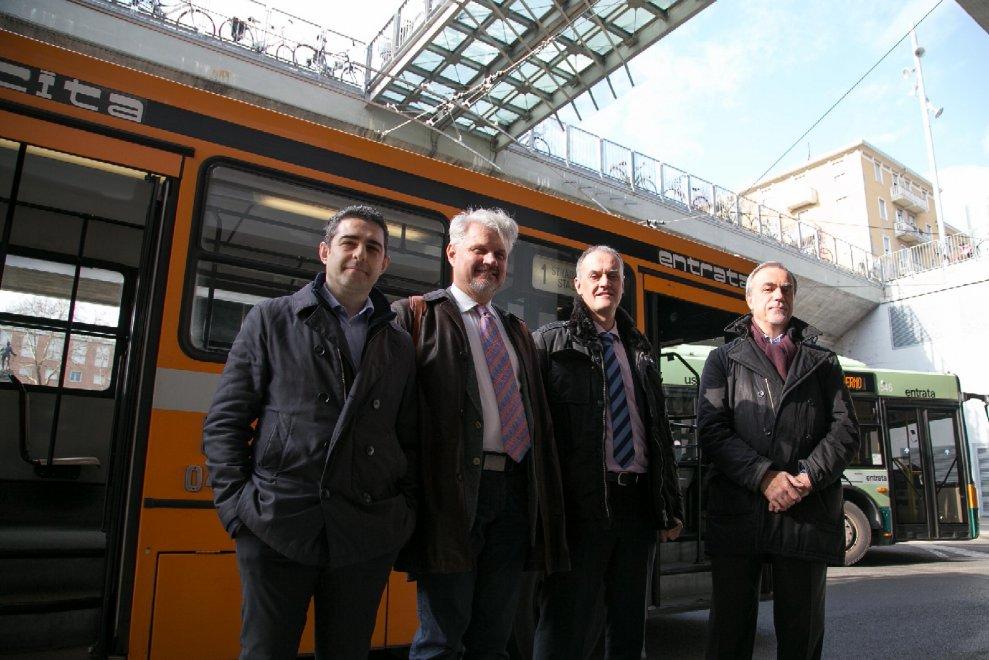 Parma, torna il filobus numero 1