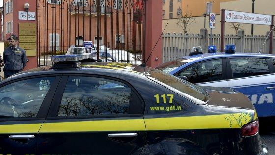 Parma Gestione Entrate, perquisizioni e avvisi di garanzia per i dirigenti