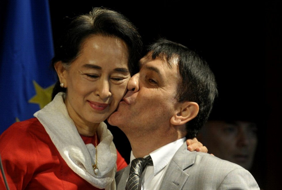 Aung San Suu Kyi ministro degli Esteri