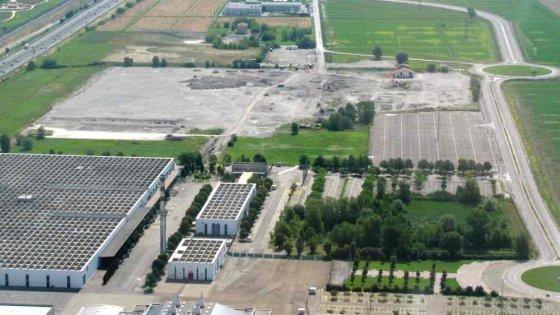 Area ex Salvarani a Parma, il progetto del Gruppo Pizzarotti