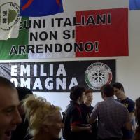 CasaPound, a Parma nuova sede con il coordinatore Iannone