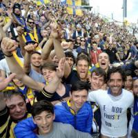 Parma calcio di nuovo tra i pro coi reduci d'oro Apolloni e Scala