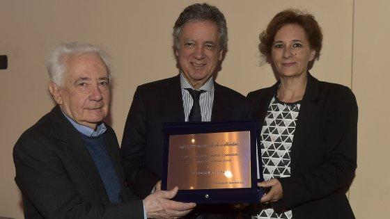 """A Parma Premio Tommasini al sociologo Nando Dalla Chiesa: """"La mafia viene al Nord per conquistarlo"""""""