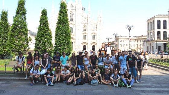 Quando l'Erasmus unisce ragazzi parmigiani e tedeschi nella scoperta della storia